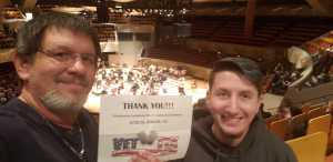 Michael attended Tchaikovsky Symphony No. 6 - Presented by the Colorado Symphony on Mar 16th 2019 via VetTix