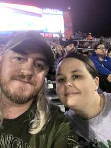 John attended Orlando Apollos vs. Arizona Hotshots - Professional on Mar 16th 2019 via VetTix