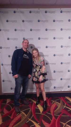 Michael attended Darci Lynne and Friends: Fresh out of the Box - *See Notes on Mar 2nd 2019 via VetTix