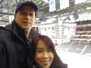 John attended New Jersey Devils vs. Philadelphia Flyers - NHL on Mar 1st 2019 via VetTix