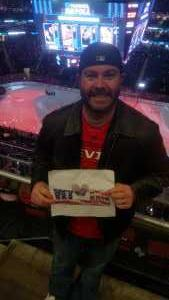 Sean attended New Jersey Devils vs. Philadelphia Flyers - NHL on Mar 1st 2019 via VetTix