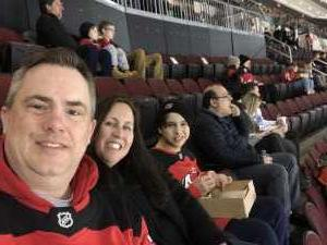Eric attended New Jersey Devils vs. Philadelphia Flyers - NHL on Mar 1st 2019 via VetTix