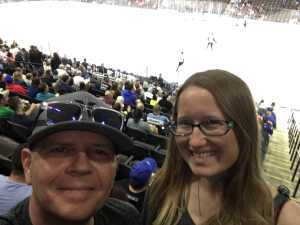 Ryan attended Jacksonville Icemen vs. Florida Everblades - ECHL on Mar 3rd 2019 via VetTix