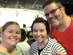 Fun Times attended Jacksonville Icemen vs. Florida Everblades - ECHL on Mar 3rd 2019 via VetTix