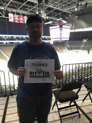Bruce attended Jacksonville Icemen vs. Florida Everblades - ECHL on Mar 3rd 2019 via VetTix