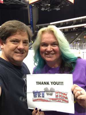 Jason attended Jacksonville Icemen vs. Florida Everblades - ECHL on Mar 3rd 2019 via VetTix