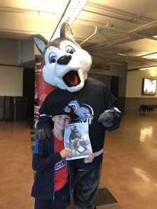 James attended Jacksonville Icemen vs. Florida Everblades - ECHL on Mar 3rd 2019 via VetTix