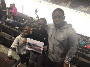 Shelley attended Jacksonville Icemen vs. Florida Everblades - ECHL on Mar 3rd 2019 via VetTix