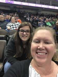 Melissa attended Jacksonville Icemen vs. Florida Everblades - ECHL on Mar 3rd 2019 via VetTix