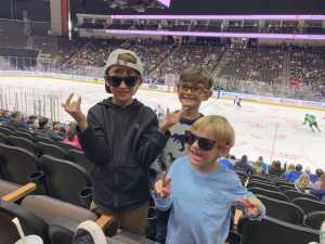 ROBERT attended Jacksonville Icemen vs. Florida Everblades - ECHL on Mar 3rd 2019 via VetTix