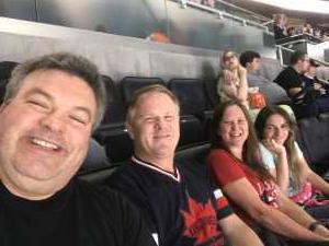 Jesse attended Orlando Solar Bears vs. Florida Everblades - ECHL - Military Appreciation Night on Mar 2nd 2019 via VetTix