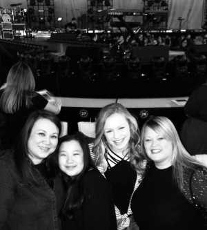 Jerri attended Kelly Clarkson: Meaning of Life Tour on Mar 2nd 2019 via VetTix