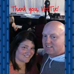 Brian attended Kelly Clarkson: Meaning of Life Tour on Mar 2nd 2019 via VetTix