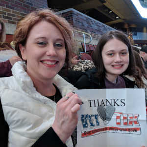 Danny attended Kelly Clarkson: Meaning of Life Tour on Mar 2nd 2019 via VetTix