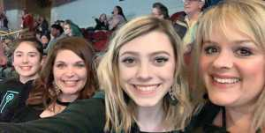 Andrea attended Kelly Clarkson: Meaning of Life Tour on Mar 2nd 2019 via VetTix