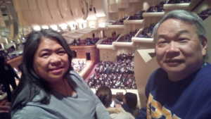 Tim attended The SF Symphony Plays Schumann - Liszt - Brahms on Mar 9th 2019 via VetTix