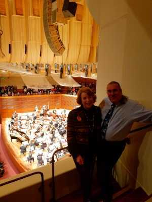 Peter attended The SF Symphony Plays Schumann - Liszt - Brahms on Mar 9th 2019 via VetTix