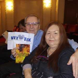 edward attended Dramatic Symphony! Berliozs - Damnation of Faust - Presented by the Pittsburgh Symphony on Mar 8th 2019 via VetTix