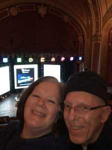 Robert attended Disney Dcappella on Mar 5th 2019 via VetTix