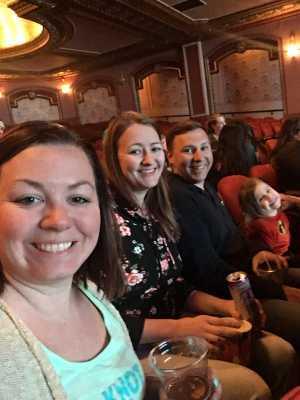 Rebeccah attended Disney Dcappella on Mar 5th 2019 via VetTix