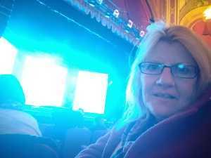 Susan attended Disney Dcappella on Mar 5th 2019 via VetTix