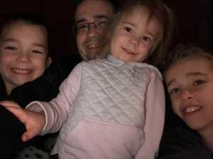Christopher attended Disneys Dcappella - Other on Mar 2nd 2019 via VetTix