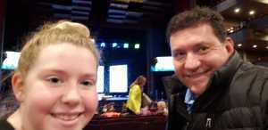 Stephen attended Disneys Dcappella - Other on Mar 2nd 2019 via VetTix