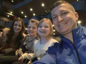 Joshua attended Disneys Dcappella - Other on Mar 2nd 2019 via VetTix