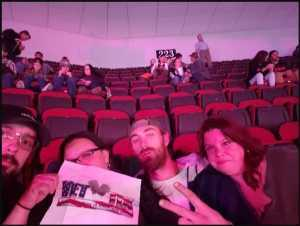 Robert attended Metallica - Worldwired Tour on Mar 4th 2019 via VetTix