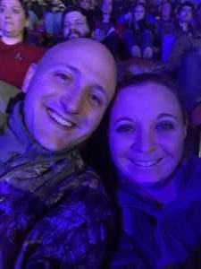 Jonathan attended Metallica - Worldwired Tour on Mar 4th 2019 via VetTix
