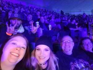 Shane attended Metallica - Worldwired Tour on Mar 4th 2019 via VetTix