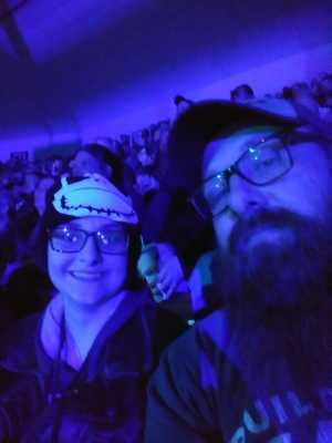 Edward attended Metallica - Worldwired Tour on Mar 4th 2019 via VetTix