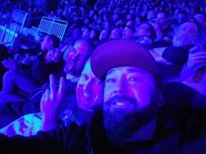William attended Metallica - Worldwired Tour on Mar 4th 2019 via VetTix