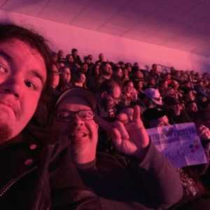 Earl attended Metallica - Worldwired Tour on Mar 4th 2019 via VetTix