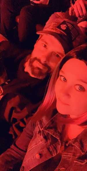 Darrell attended Metallica - Worldwired Tour on Mar 4th 2019 via VetTix