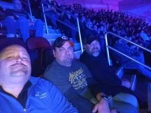 Kris attended Metallica - Worldwired Tour on Mar 4th 2019 via VetTix