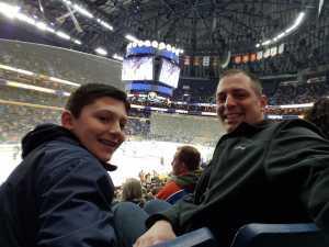 Christopher attended Buffalo Sabres vs. Edmonton Oilers - NHL on Mar 4th 2019 via VetTix