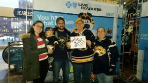 Richard attended Buffalo Sabres vs. Edmonton Oilers - NHL on Mar 4th 2019 via VetTix