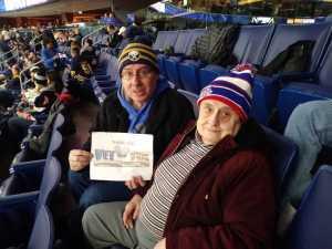 Mike attended Buffalo Sabres vs. Edmonton Oilers - NHL on Mar 4th 2019 via VetTix