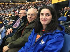 Philip attended Buffalo Sabres vs. Edmonton Oilers - NHL on Mar 4th 2019 via VetTix