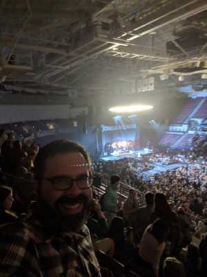Erich attended Old Dominion's Make It Sweet Tour on Mar 1st 2019 via VetTix