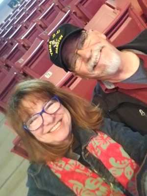 Thomas attended Old Dominion's Make It Sweet Tour on Mar 1st 2019 via VetTix