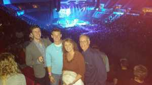 Rose attended Old Dominion's Make It Sweet Tour on Mar 1st 2019 via VetTix