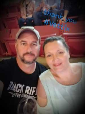 George & Barbara attended Old Dominion's Make It Sweet Tour on Mar 1st 2019 via VetTix