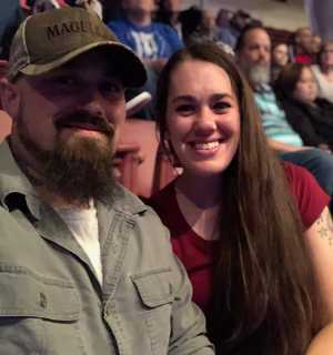 Michael attended Old Dominion's Make It Sweet Tour on Mar 1st 2019 via VetTix