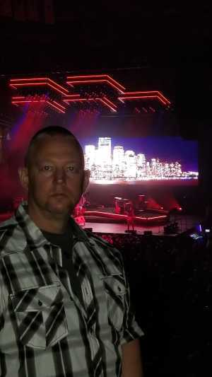 Cory attended Old Dominion's Make It Sweet Tour on Mar 1st 2019 via VetTix