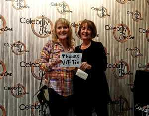 Ruby attended One Night of Queen Tribute on Feb 28th 2019 via VetTix