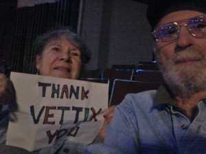 David attended One Night of Queen Tribute on Feb 28th 2019 via VetTix