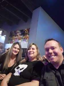 Robert attended One Night of Queen Tribute on Feb 28th 2019 via VetTix