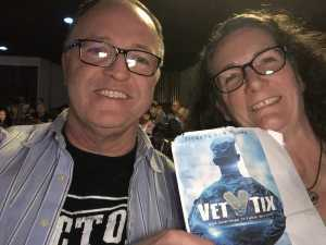 Gary attended One Night of Queen Tribute on Feb 28th 2019 via VetTix